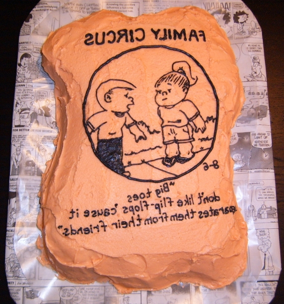 Silly Putty Cake