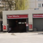 Is your tiger dirty?  Wash it here in Salzburg, Austria!